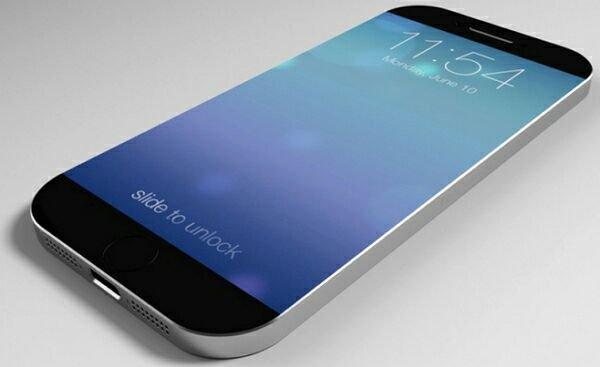 Корпорация Apple может избавиться в следующем поколении смартфонов от физической кнопки Home