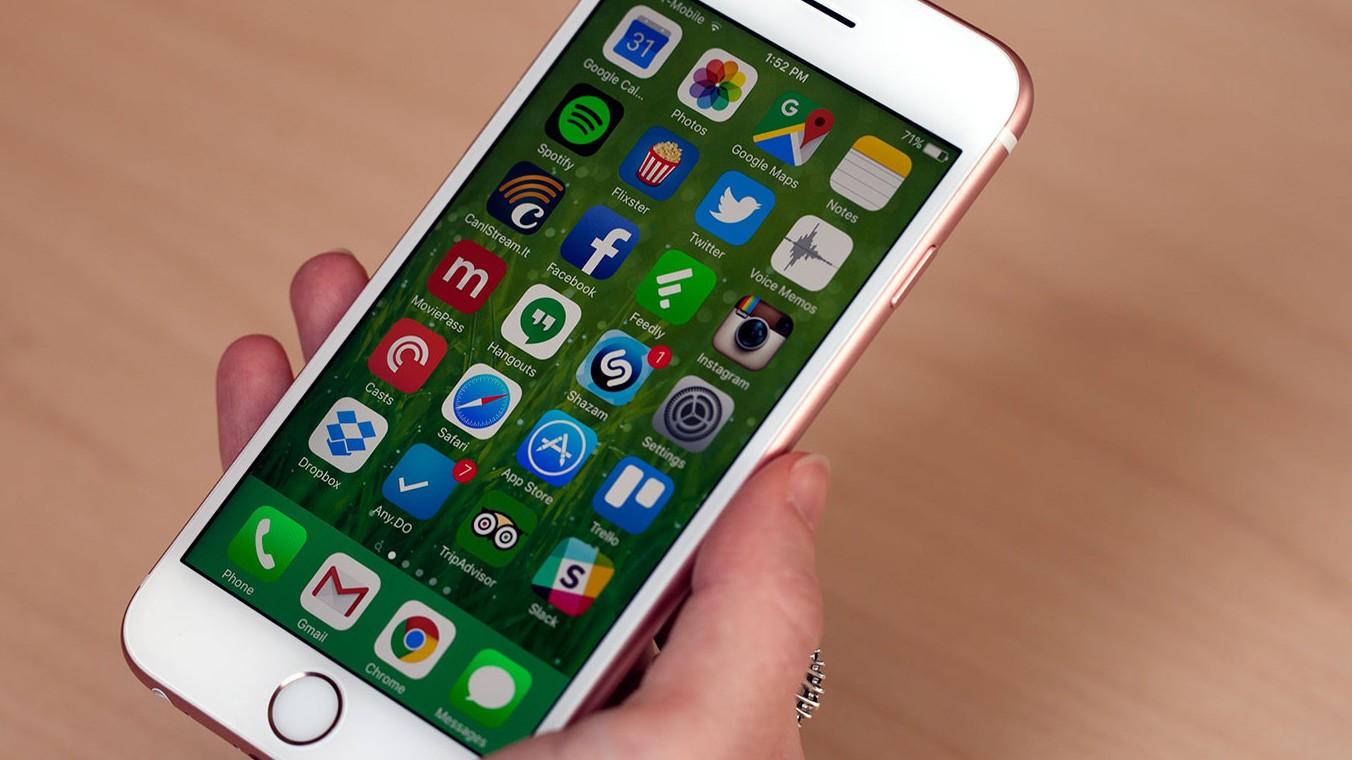 iPhone 6s будет иметь сходство с Apple Watch