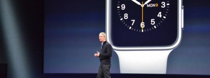 Apple Watch начнут продавать весной следующего года