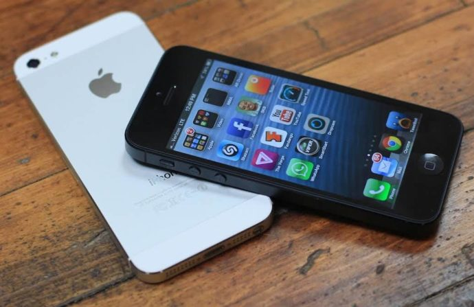 Расцветки iPhone 5