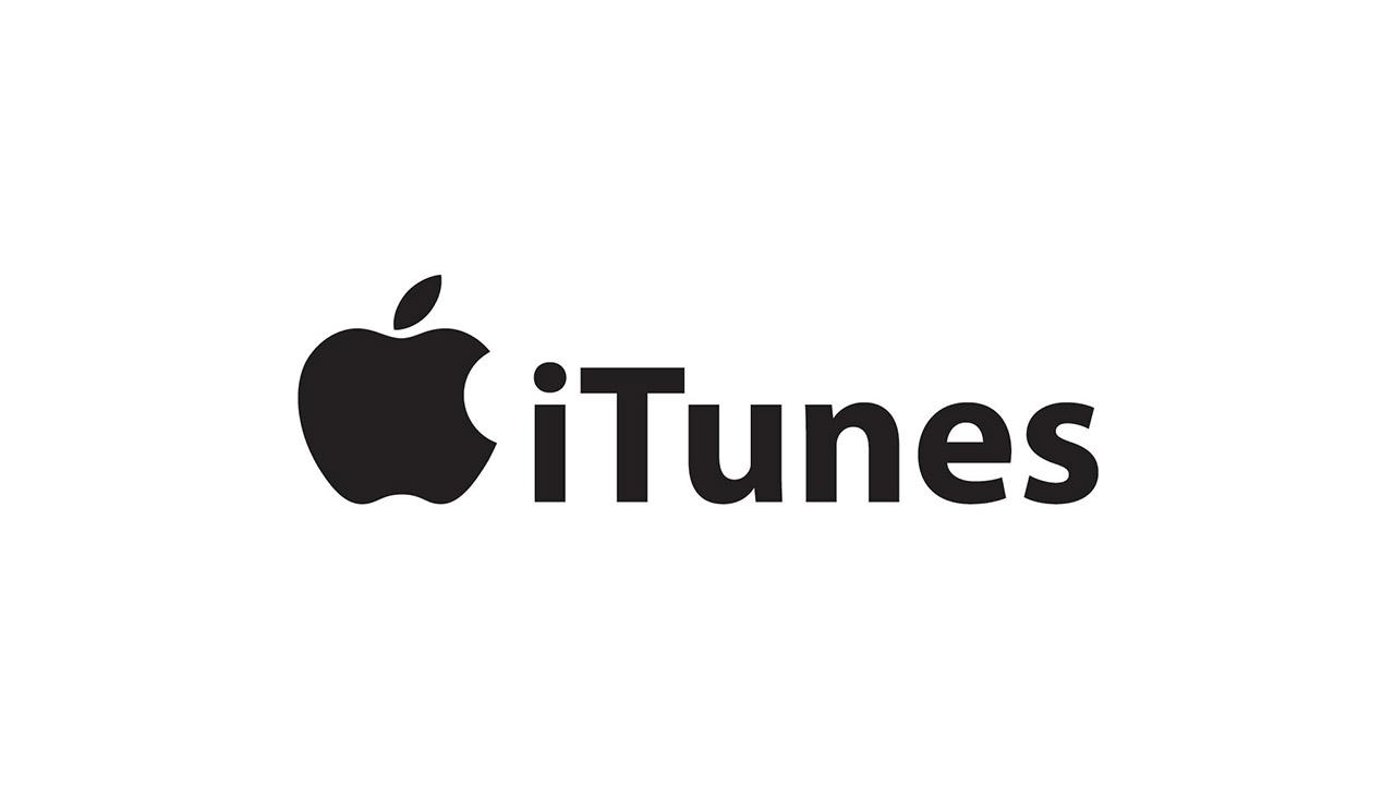 itunes лого