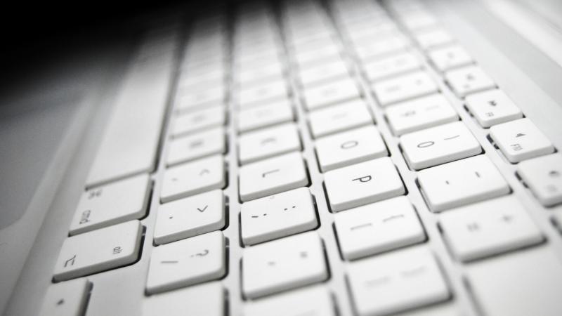 Клавиатура для Мак: миниатюра