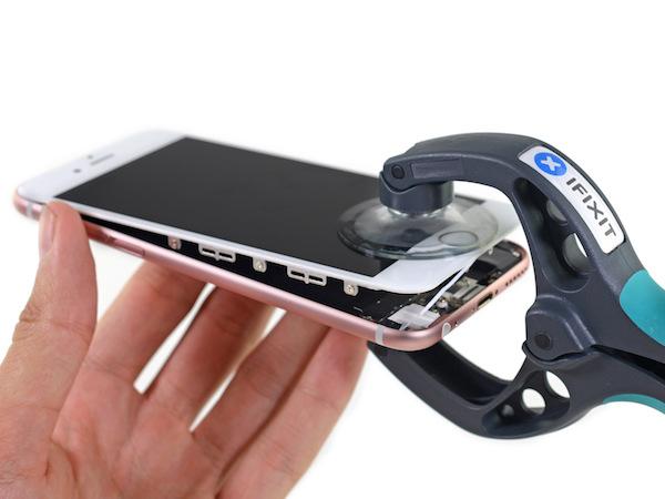 Разбор iPhone 6s