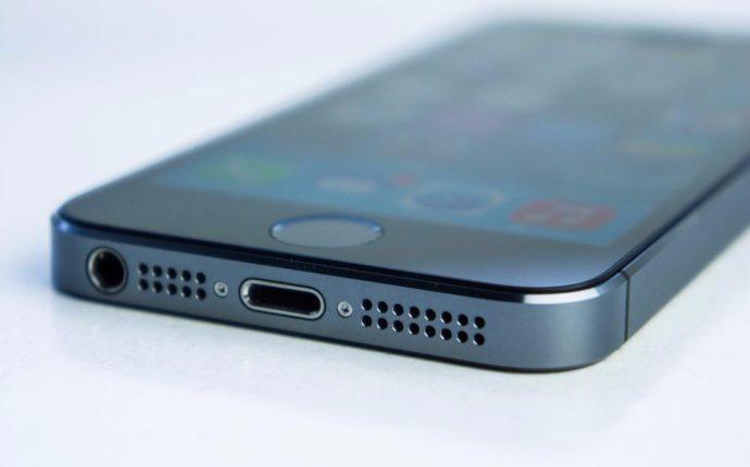Разъем для зарядки iPhone 5S
