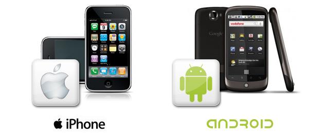 С iPhone на Android