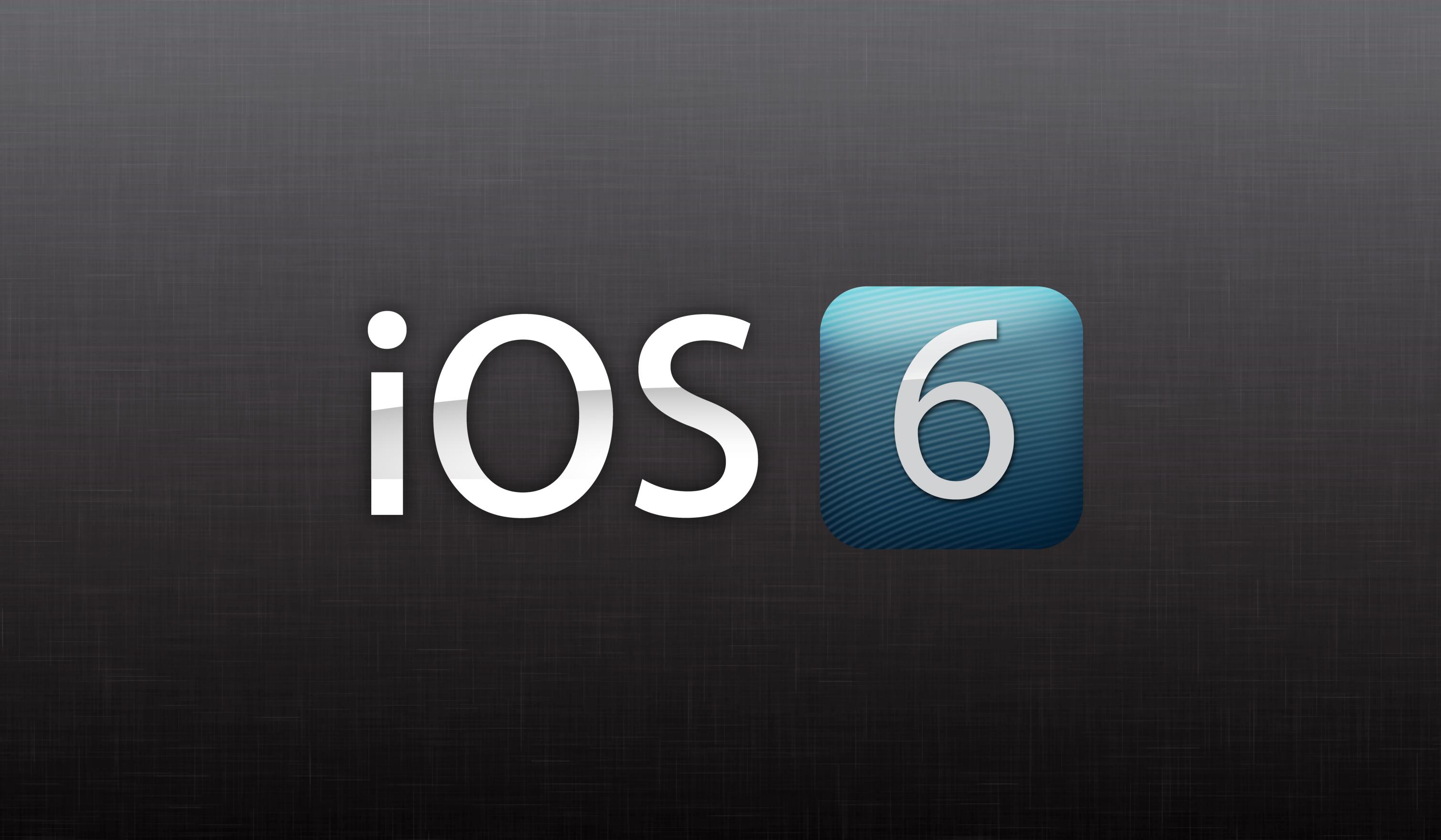 Обзор iOS 6
