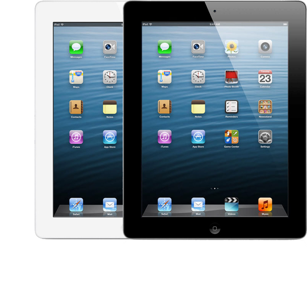 Обзор iPad 4 (with Retina display)
