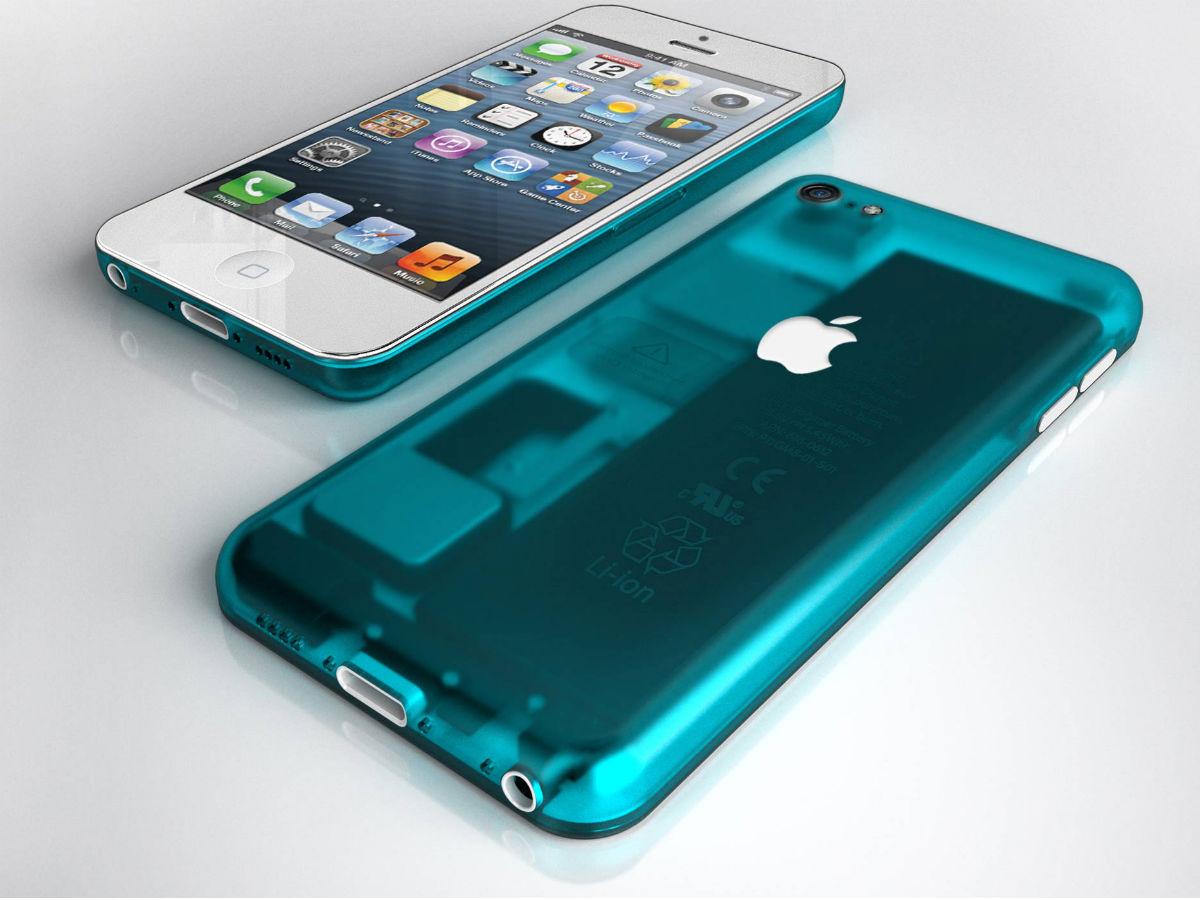 Симпатичный концепт бюджетного iPhone
