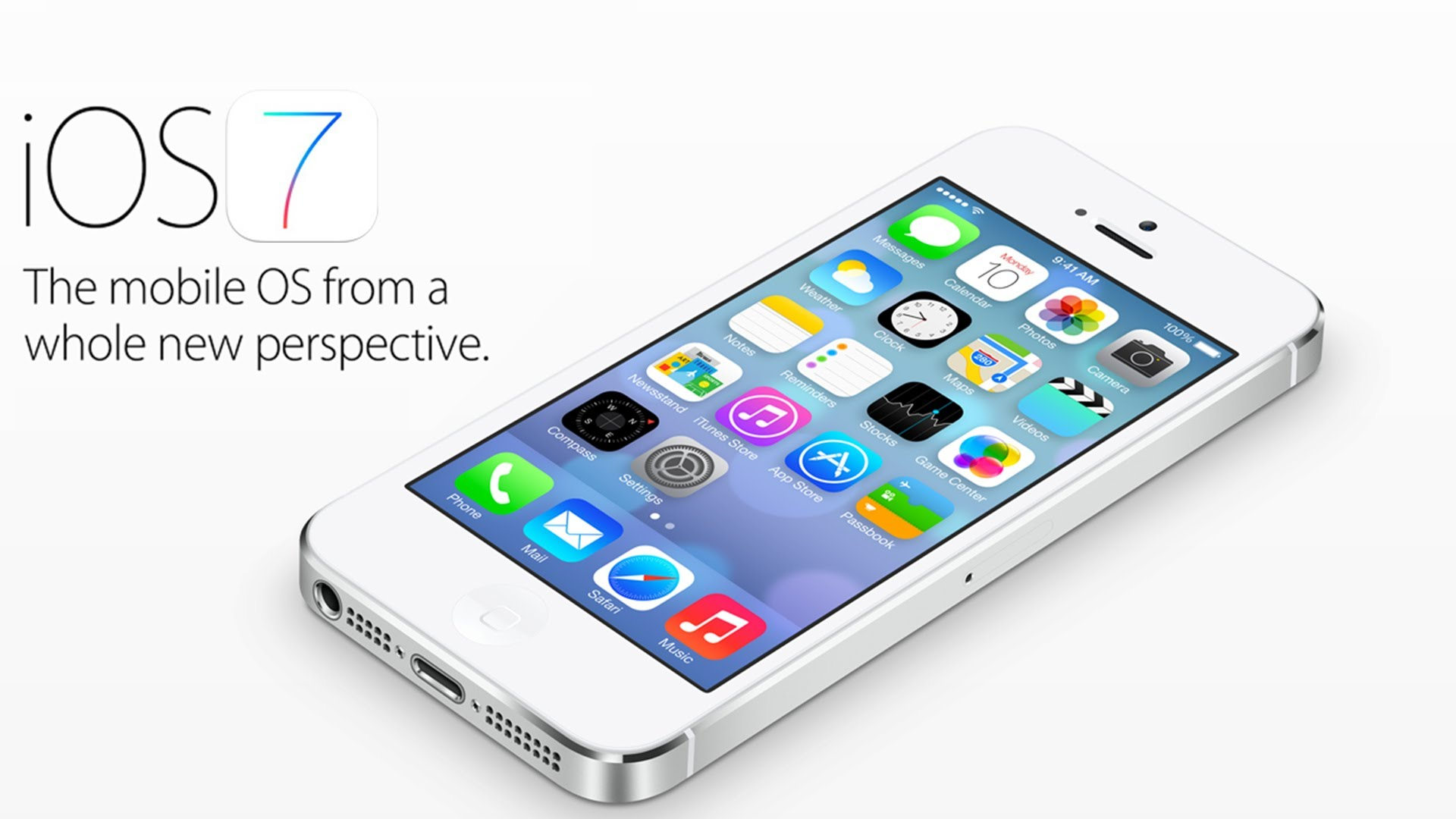 Обзор iOS 7
