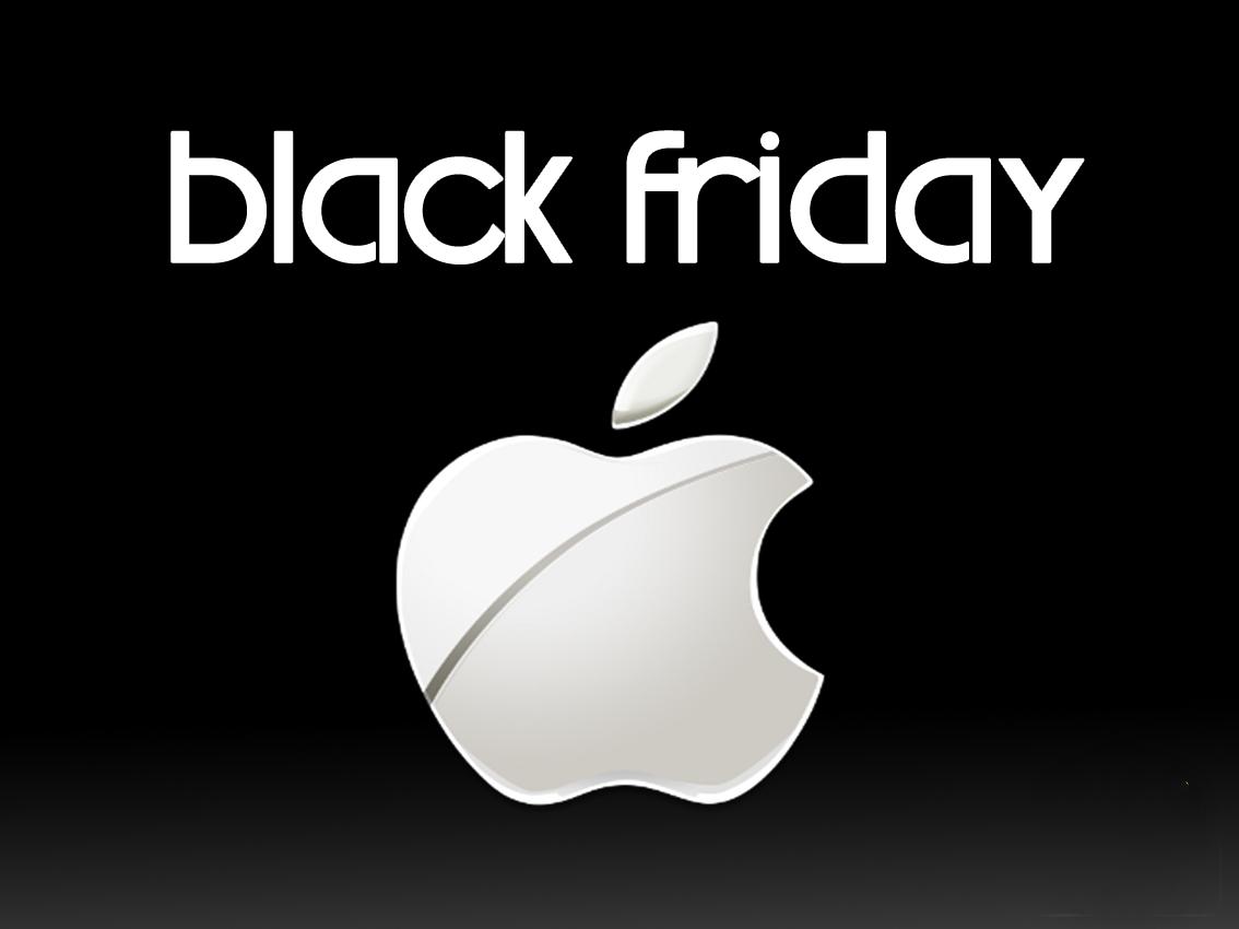 Apple подготовила специальные предложения для Черной Пятницы