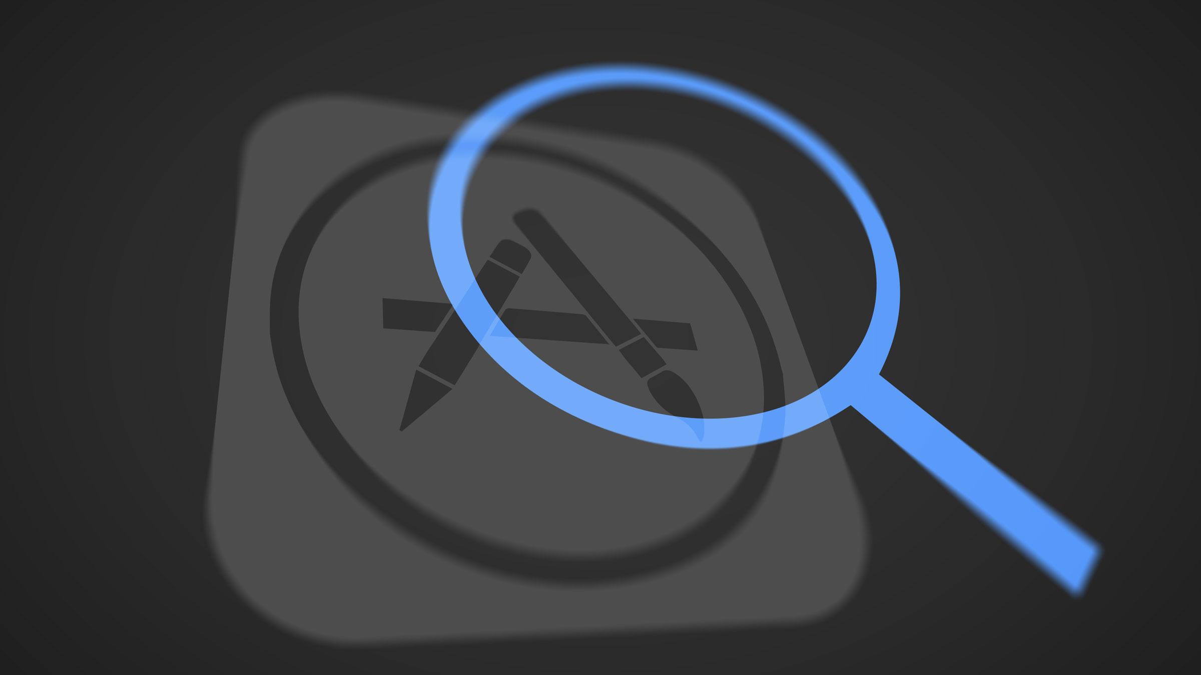 Система поиска App Store была обновлена
