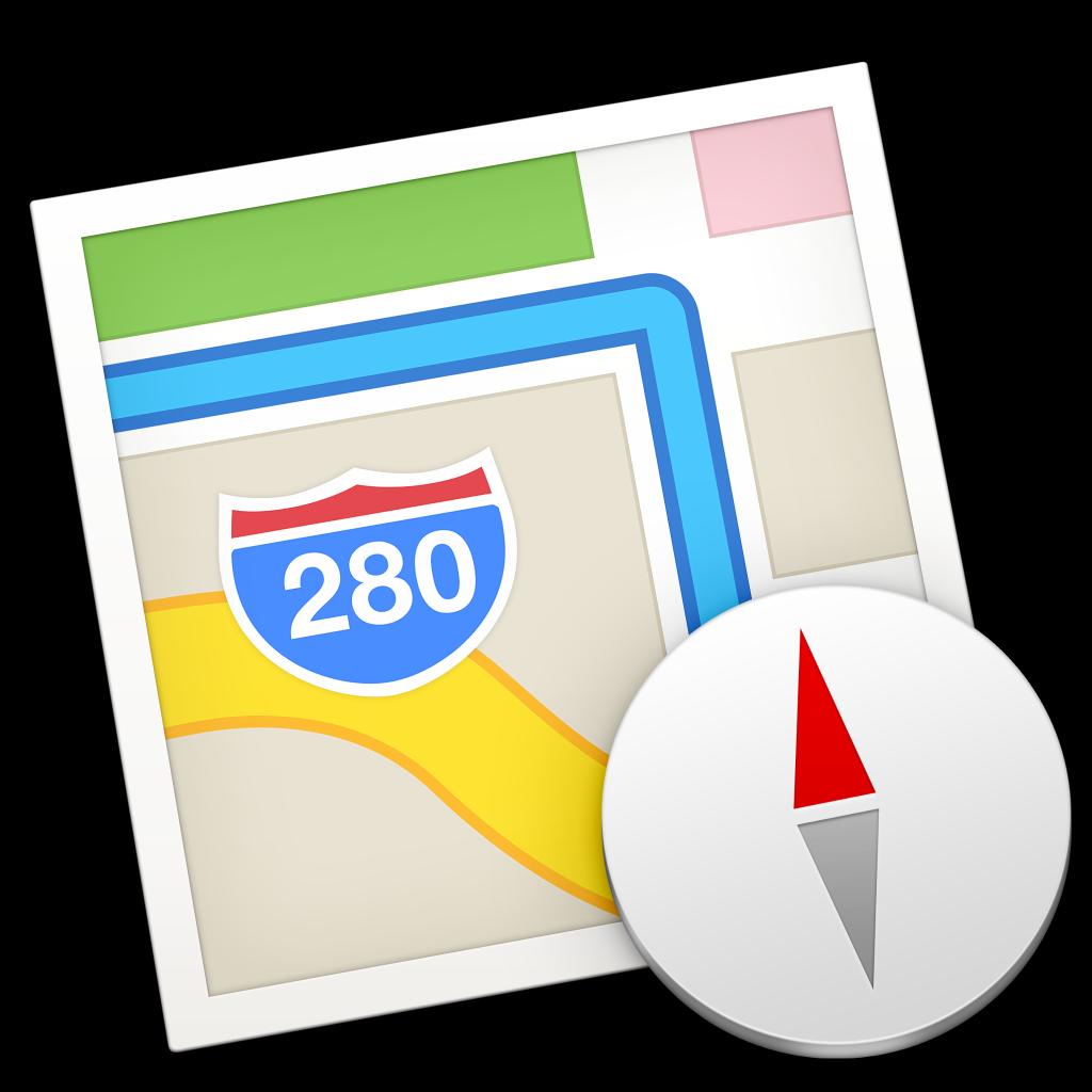 Карты Apple более популярны нежели Google Maps