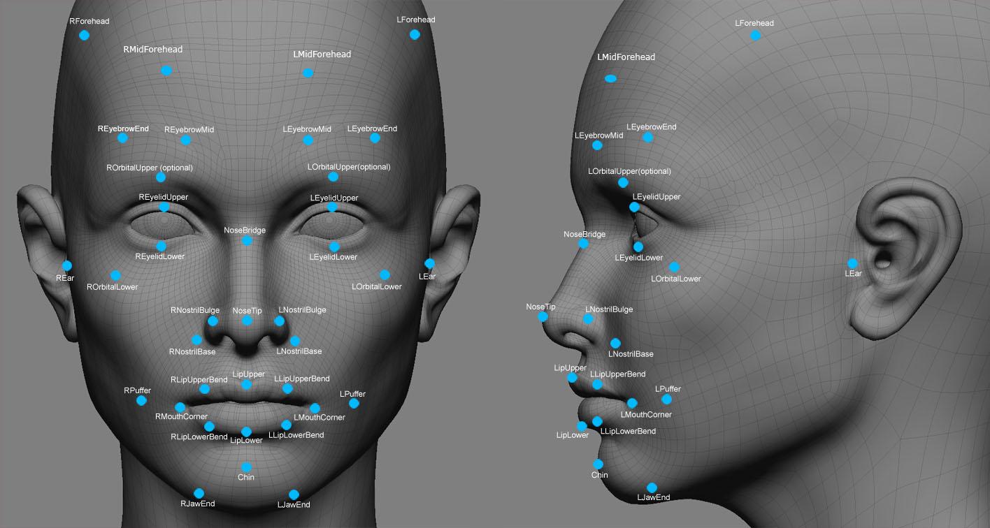 Apple получила патент на технологию распознавания человеческого лица
