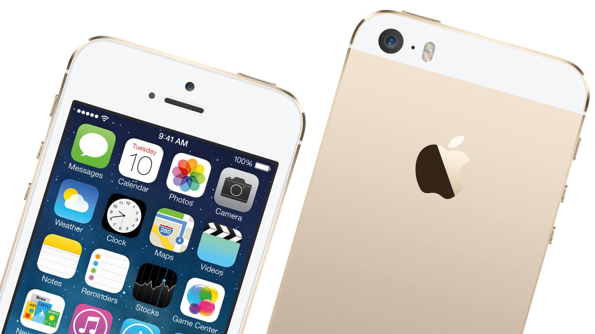 Одним из наиболее популярных запросов 2013 года стал iPhone 5s