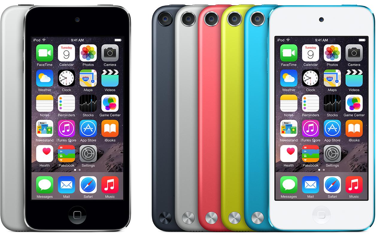 Ожидается появление новых iPod