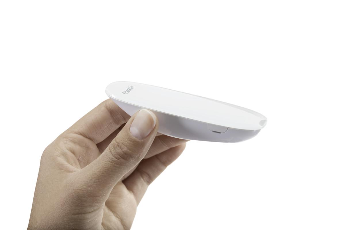 Как измерять давление с помощью iPhone?