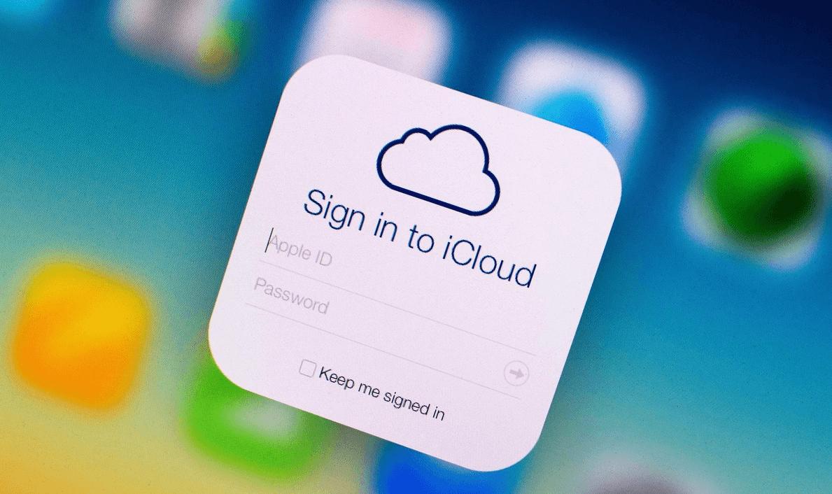 Как удалить учетную запись в iCloud?