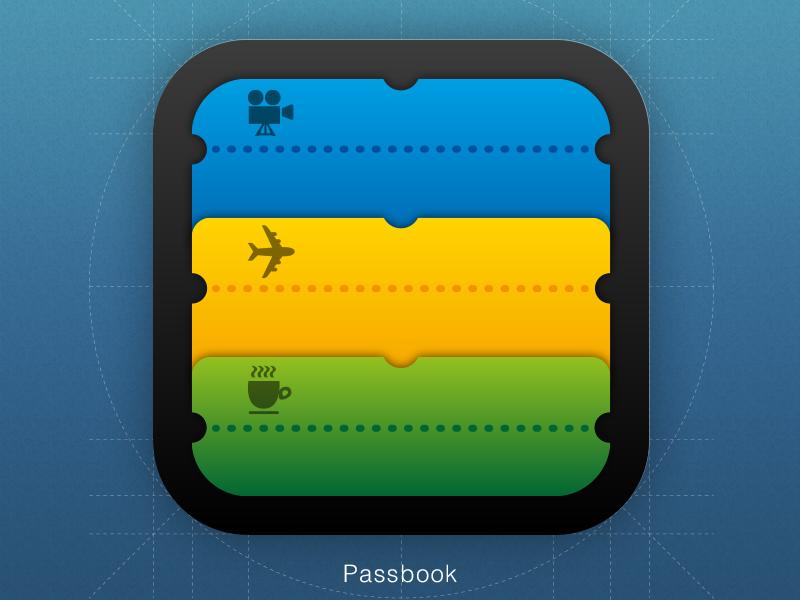 Как пользоваться PassBook