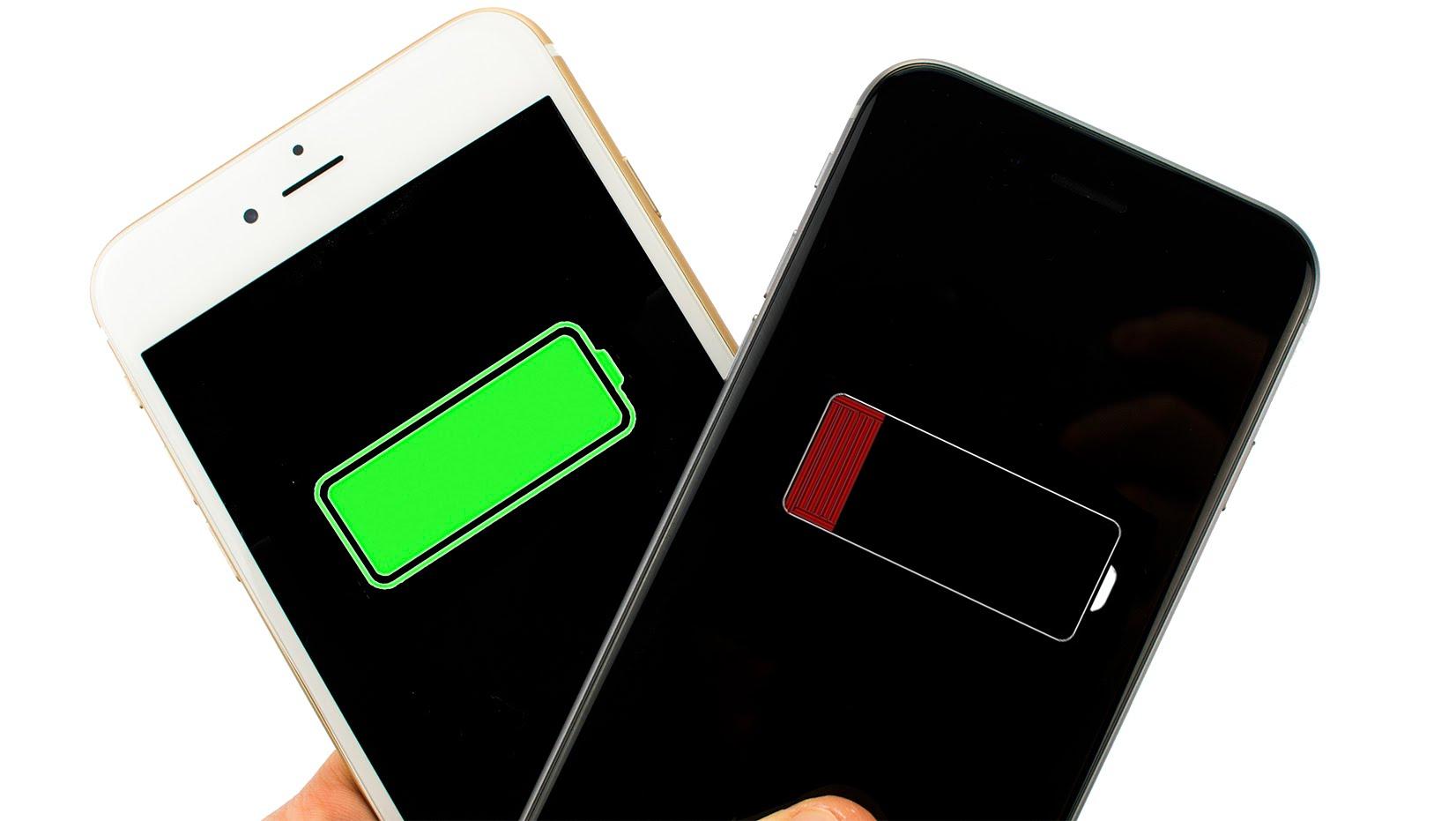 Как сэкономить энергию батареи в iPhone/iPad?