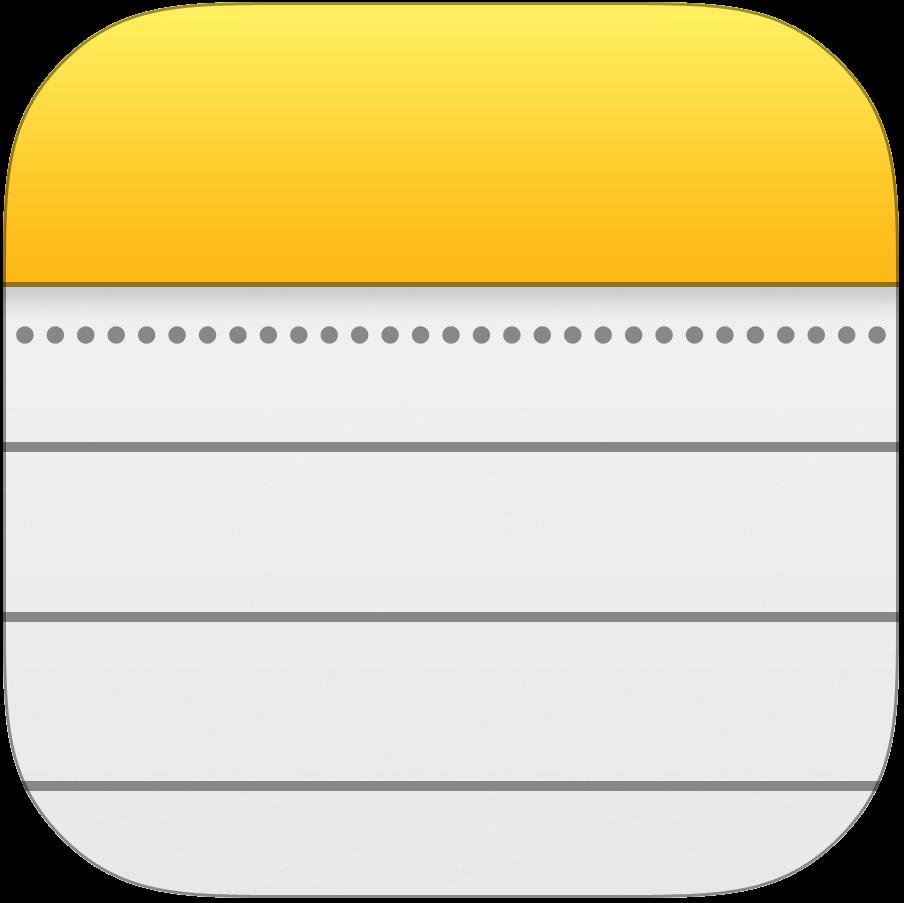 iPhone пропали заметки, как их восстановить?