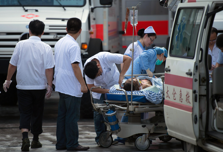 Взрыв на Китайском заводе может отсрочить дату выхода iPhone 6