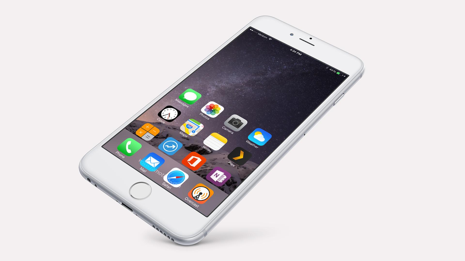 6 поколение iPhone появится на отечественном рынке с минимальным отрывом от США