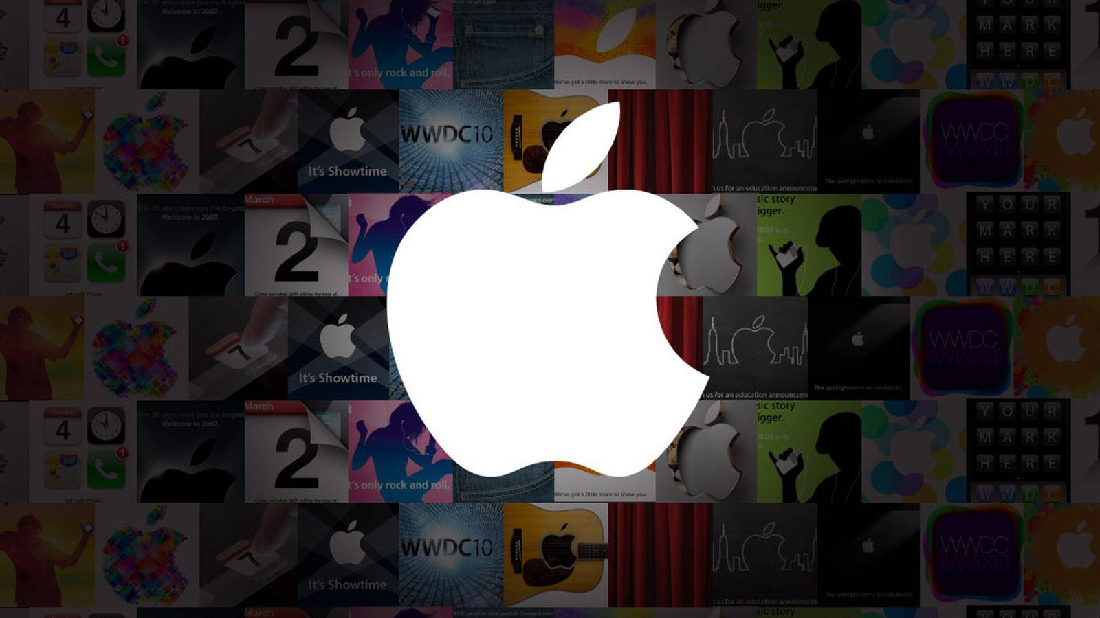 21 октября Apple планирует провести еще одну презентацию