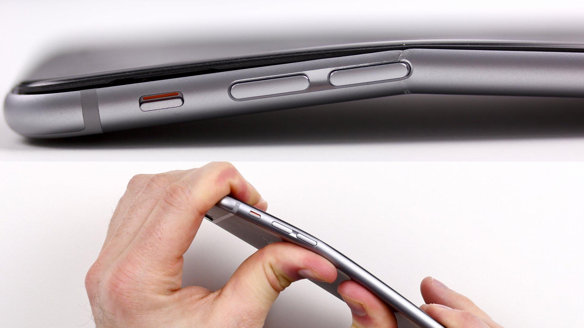 Apple прокомментировала ситуацию с «гнущимися» гаджетами