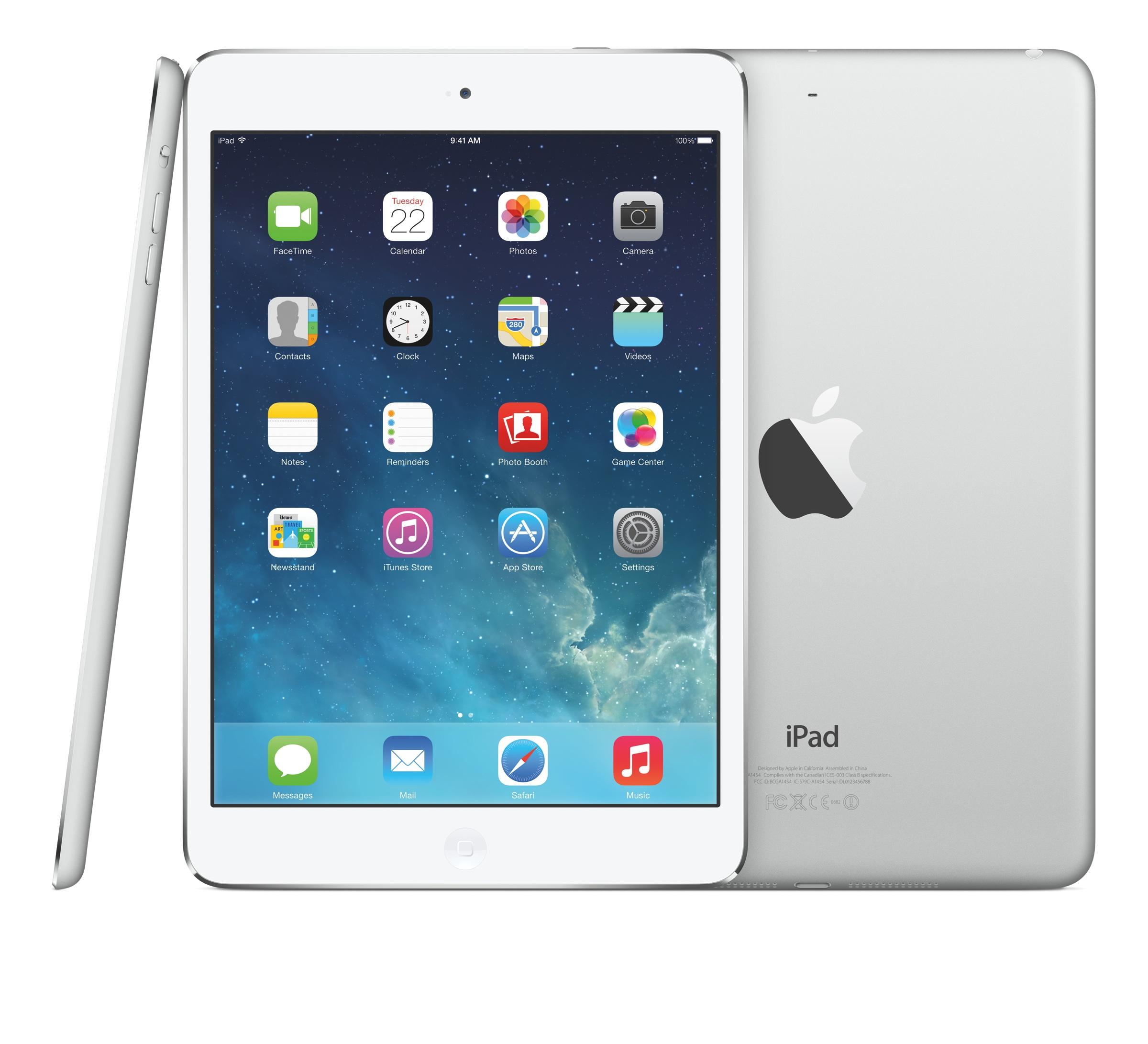 Корпорация Apple прекратила iPad mini первой генерации