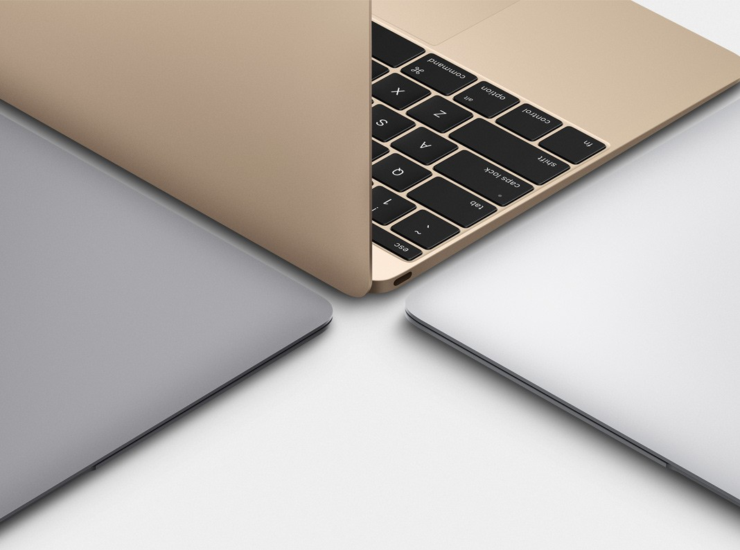 О новом MacBook