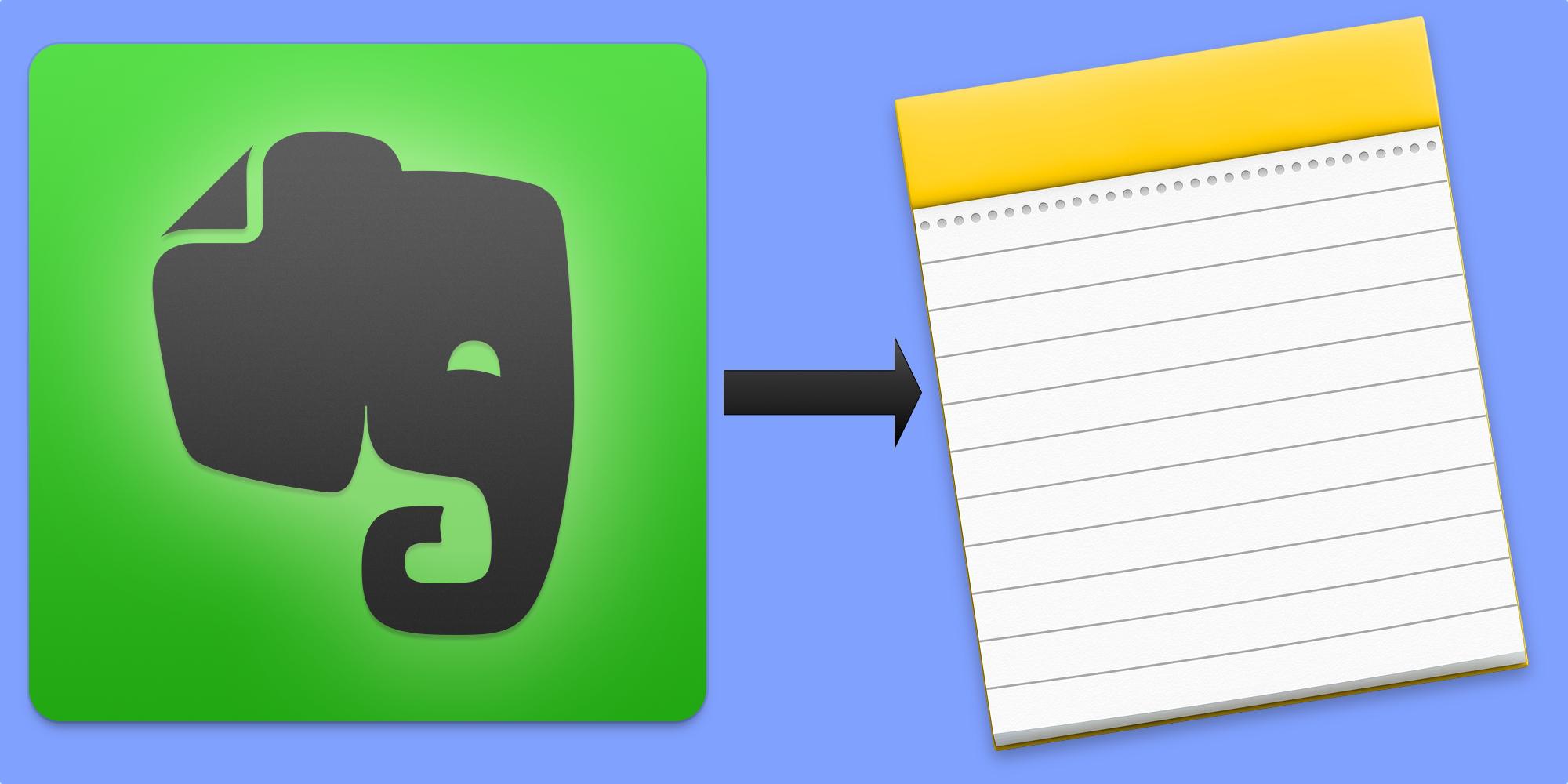 Обзор приложения Evernote