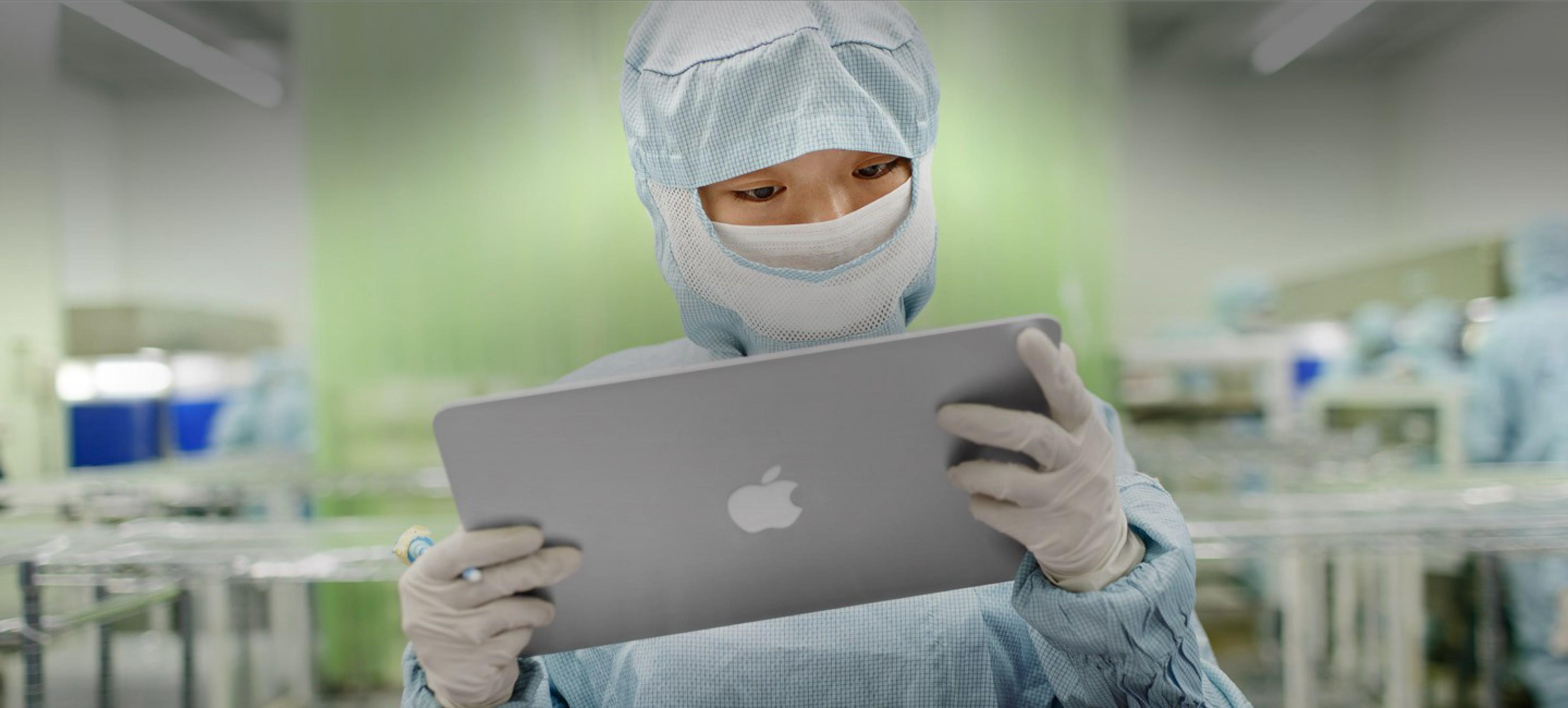 Apple существенно увеличила затраты на новые разработки и исследования