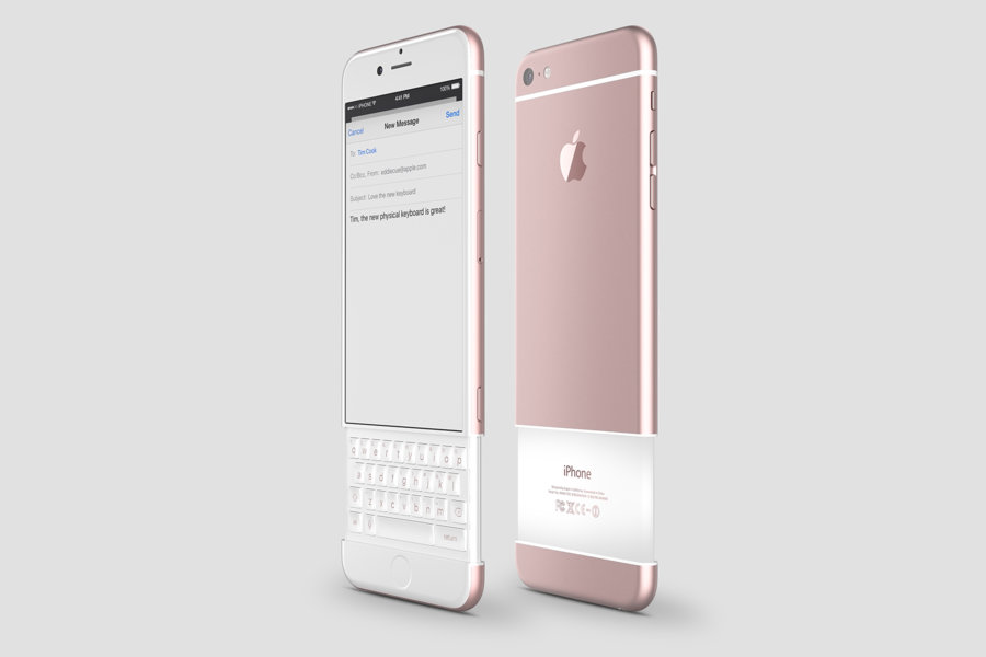 Каким будет iPhone 7: СМИ предполагает, Apple располагает