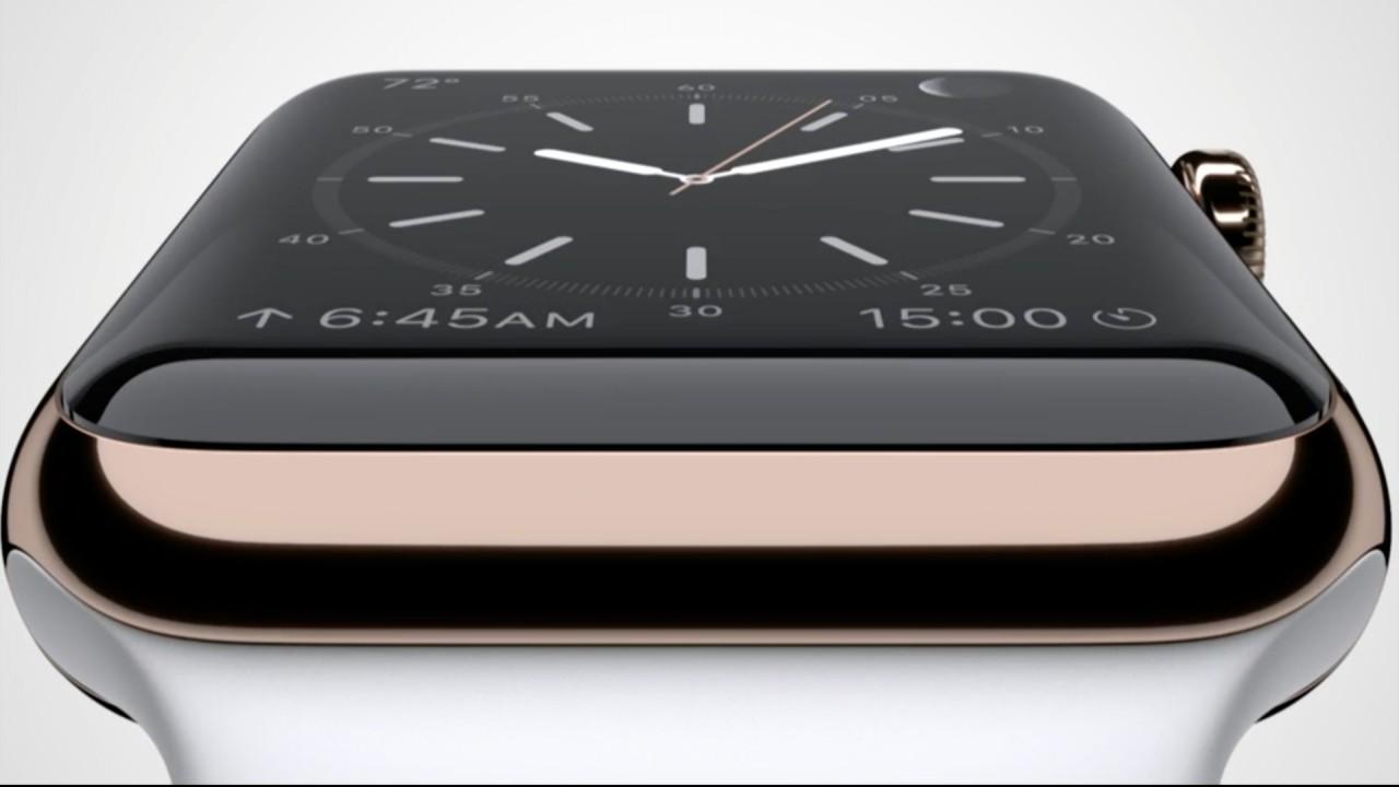 Для Apple Watch создадут специальную платформу S1