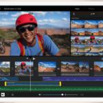 iMovie для платформы iPad