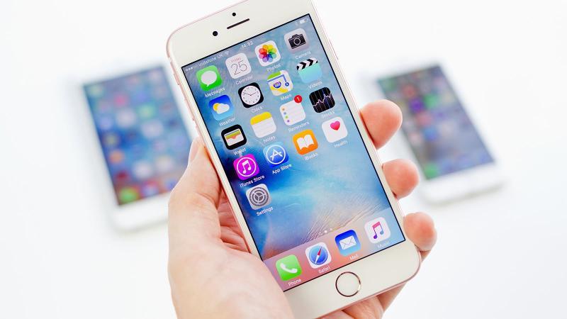 Как удалить все фотографии на iPhone сразу