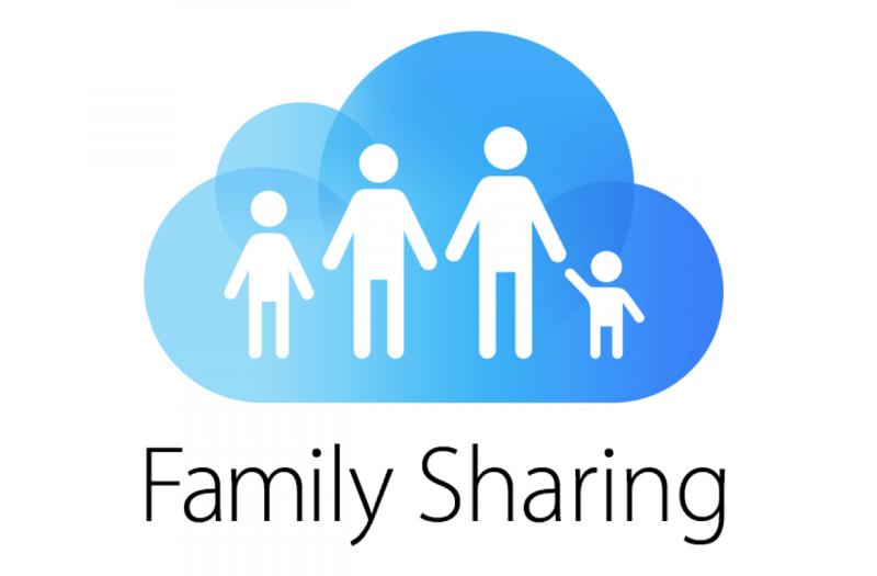 Семейный доступ в iOS